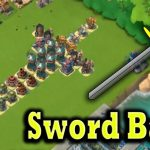 SWORD BASE VS HAMMERMAN Lets Slice His Troops Boom Beach Event