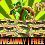 THE EASIEST WAY TO GET FREE GEMS + 50 iTunesGoogle Play GIVEAWAY Mistplay – Clash of Clans