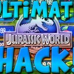 ULTIMATE RESOURCE HACK JURASSIC WORLD HACK