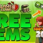 clash of clans hack gem unlimited – how to hack free gems in clash of clans 2017 (Android iOS)