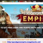 goodgame empire cheats for rubies no download – goodgame empire hack 1.1 free download