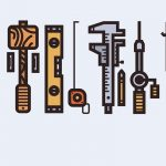 67 How to Create a Woodwork Tools Illustration in Adobe Illustrator