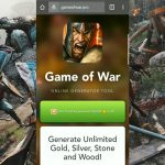 April 2017 Game of War Online Tool – Add all resources – No download