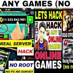 How to Hack any online games on es file (no root) 2017