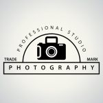 134 Create Logo Photography Studio in Adobe Illustrator