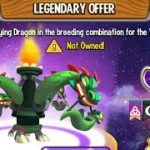 Dragon City – Terrifying Dragon + Fighting Boss Legendary Dragon 2017