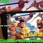 Gladiator Heroes hack Gems Golds Android iOS – Work online