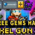 Pixel Gun 3D Hack – Get Free Pixel Gun 3D Gems and Coins Hack – Android iOS