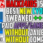Best Cydia Alternative: Get Paid Apps, Hacked Games, Tweaked ++ Apps FREE (NO Jailbreak NO Computer)