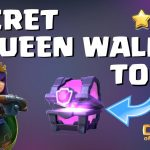 Clash of Clans: SECRET TOOL HELPS YOU BECOME A QUEEN WALK MAESTRO Mister Clash Gaming
