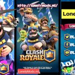 Clash royale mod with latest cards Mega Knight,Cannon Cart,Flying Machine,Skeleton Barrel