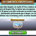 GANANDO GEMAS EN DRAGON CITY 4 ANIVERSARIO DRAGON CITY