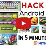 HACK ANY ANDROID GAME (without root)just 2mi