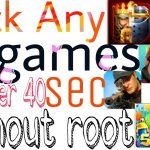 How To Hack Any Android Game in 30 seconds Without rootPC for freeHow to hack any game