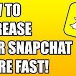 How To: INCREASEHACKGLITCH SNAPCHAT SCORE Tutorial 2017 not Patched (No Jailbreakroot)