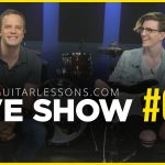 Live Show 025 – How To Improvise On The Guitar