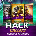 Ninja Turtles Legends Hack – Online Cheat Tool For Android iOS 999k Resources