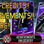 WWE SuperCard S3: NEW ACHIEVEMENTS + FREE CREDITS