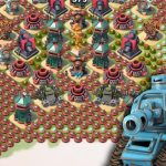 Crazy Bases vs Tanks INSANE Boom Beach Base Builder Bases