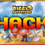 Diggy's Adventure CheatsHack by GameBag.ORG – How to get Free Energy, Gold and Coins (iOSAndroid)