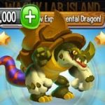 Dragon City – Experimental Dragon Wackylab Island Walkthrough Completed 2017