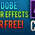 How To Download Adobe After Effects CS6 For FREE (Full Version Download)