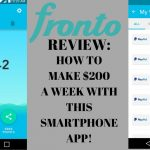 How To Make 200 Dollars A Week With This Smartphone App (Legit and Simple) (Fronto Review)