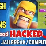 Install HACKED Clash Of Clans on iOS, NO JAILBREAK NO COMPUTER 2017 July FREE