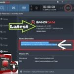 Bandicam 4 Multilingual + License Key Free Download