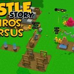 Castle Story VERSUS on Kairos – Part 1 – Resource Gathering