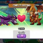 Dragon City Panther Dragon vs Cowardly Dragon EXCLUSIVE DRAGON BREEDING