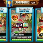 Dragon City: Unlock all Cowardly Cup, Scarecrow Cup, and Bear Cup TOURNAMENTS Part 1