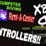 Dumpster Divng at RENT-A-CENTER Xbox One Controllers How do you ELIMINATE WIND NOISE?? – Scrap