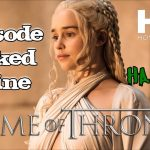 HBO hack : Episode 4 Of Game of Thrones leak online