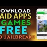 How to Download Paid Apps Games Free Hack Games (NO JAILBREAK COMPUTER) 2017 iOS 10 11