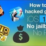 How to Download hacked games for iOS 10.3 without jealbreak or computer