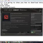 How to download Dota 2