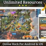 Lords Mobile Hack – Online Cheat For Android iOS 999k Resources