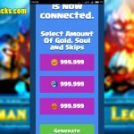 Stickman Legends Hack – AndroidiOS Free Gold,Souls,Skips Cheats Working