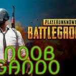 Un NOOB jugando al Playerunknowns Battlegrounds