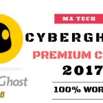 CYBERGHOST VPN 6.0.8 PREMIUM CRACK FOR LIFETIME FREE DOWNLOAD TUTORIAL 2017