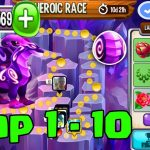 Dragon City: HACK HIGH PURITY DRAGON – Heroic Race -Lap 1 to 15 -Tutorial Get Dragon Heroic