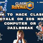 HOW TO HACK CLASH ROYALE ON IOS NO JAILBREAK OR COMPUTER