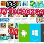 How To Hack Games On AndroidiOS(NO JAILBREAK)Windows Phone