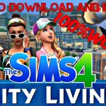 How to download and install THE SIMS 4 FREE100WORK