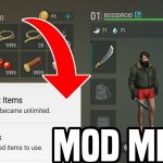 Last Day On Earth Survival MOD MENU│ Root, No Root │Free Craft Unlimited Money│BOSSDROID