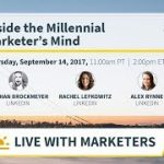 Live With Marketers: Inside the Millennial Marketers Mind
