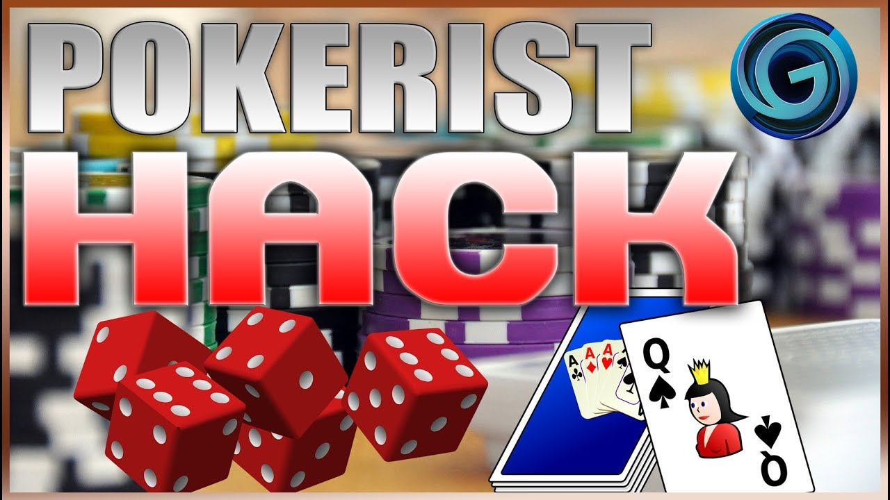Pokerist chips and gold generator