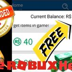 Roblox Hack 2017 – The NEW Working Hack for FREE Robux