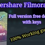 Wondershare Filmora 8.3.5 Registration Code FREE 2017